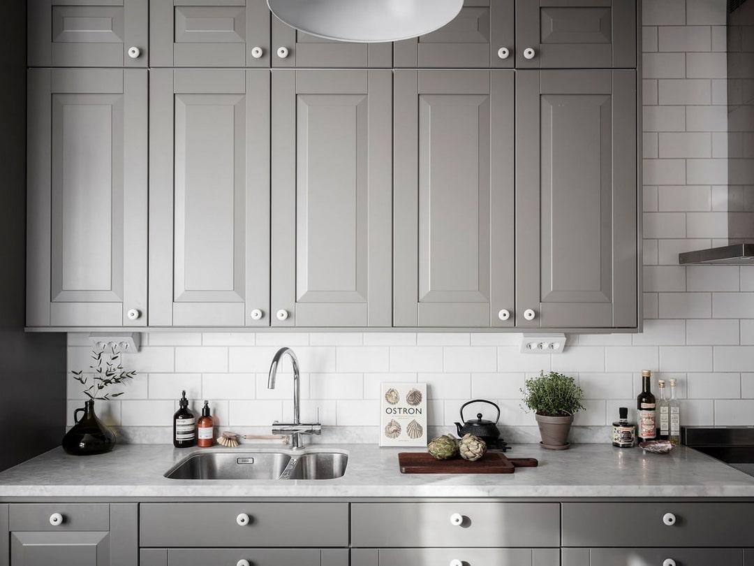 дизайн кухни 2021