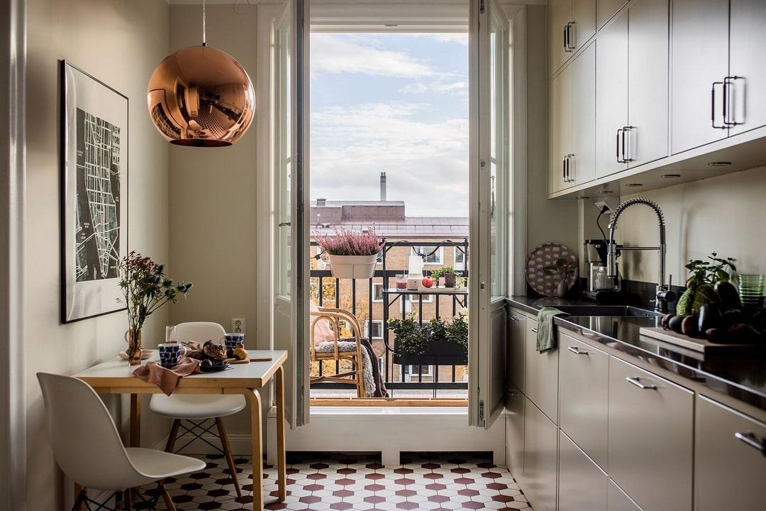 Ключевые элементы в интерьере кухни