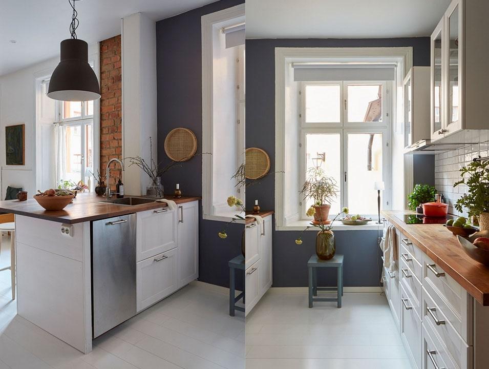 дизайн в кухни