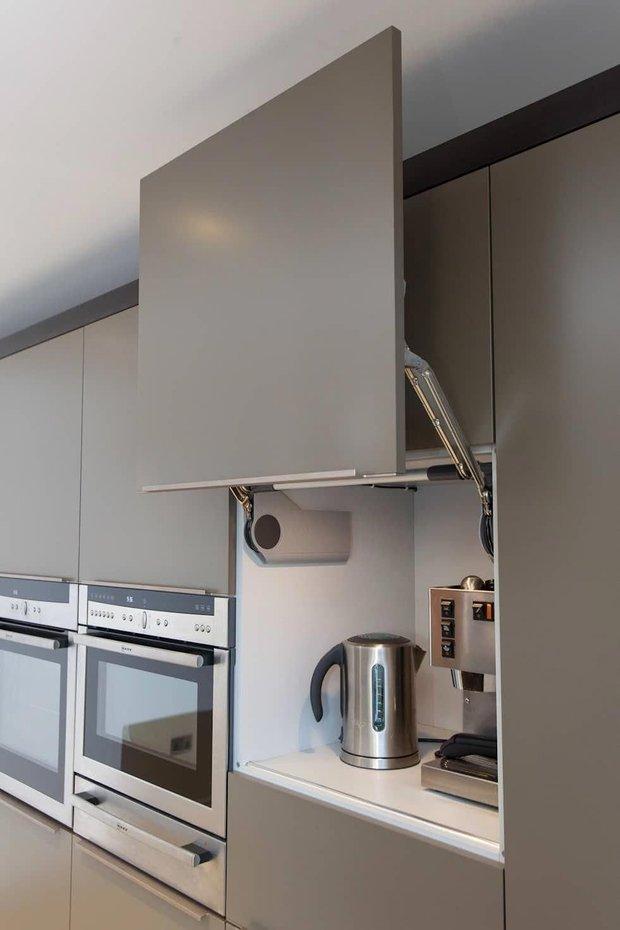 47207 Тренды создания интерьера в малогабаритных кухнях. Интерьер и дизайн кухни