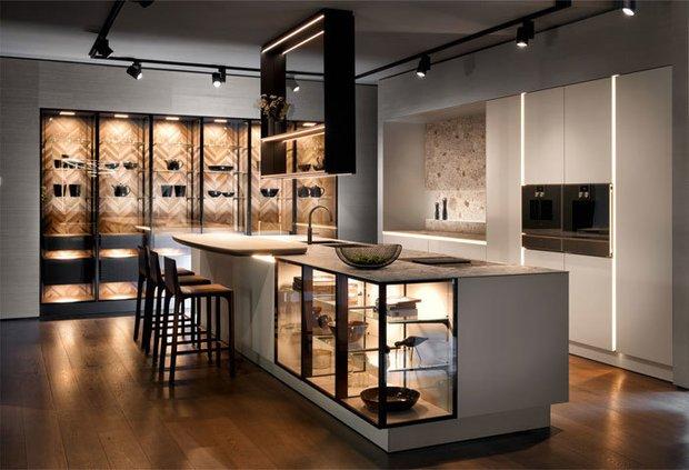 47205 Тренды создания интерьера в малогабаритных кухнях. Интерьер и дизайн кухни
