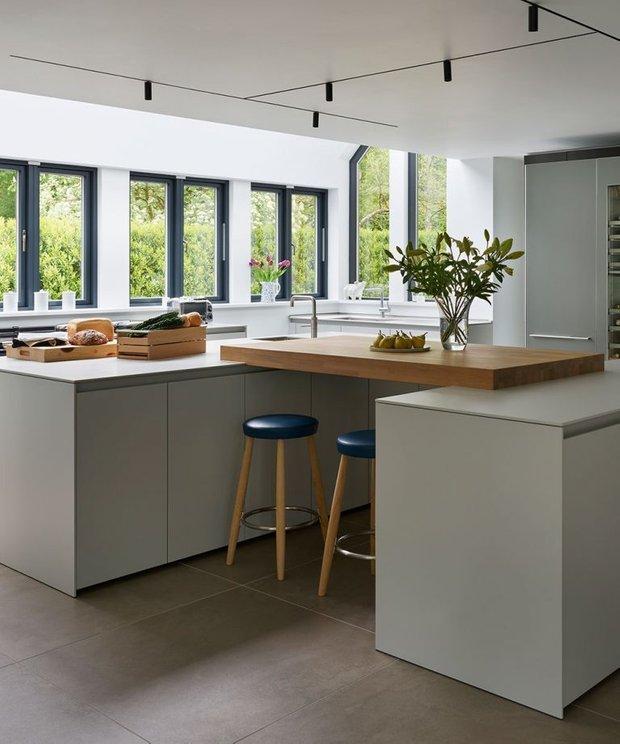 47212 Тренды создания интерьера в малогабаритных кухнях. Интерьер и дизайн кухни