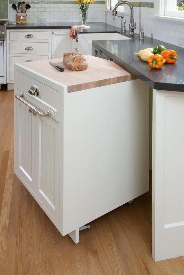 47206 Тренды создания интерьера в малогабаритных кухнях. Интерьер и дизайн кухни