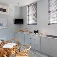 47214 Тренды создания интерьера в малогабаритных кухнях. Интерьер и дизайн кухни
