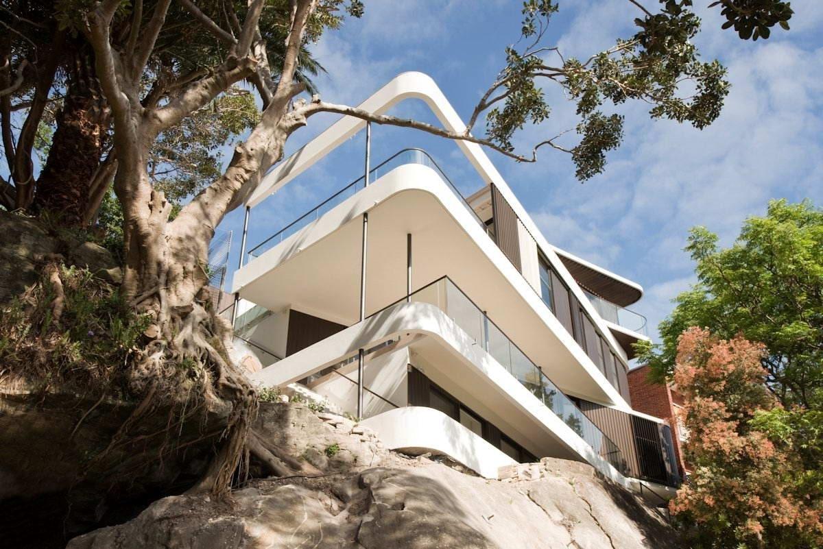 10 современных домов