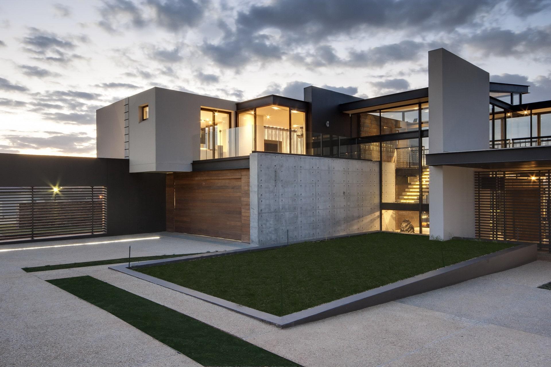 Дом Boz от Nico van der Meulen Architects