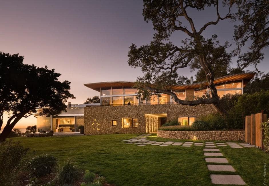 Coastlands House в Калифорнии