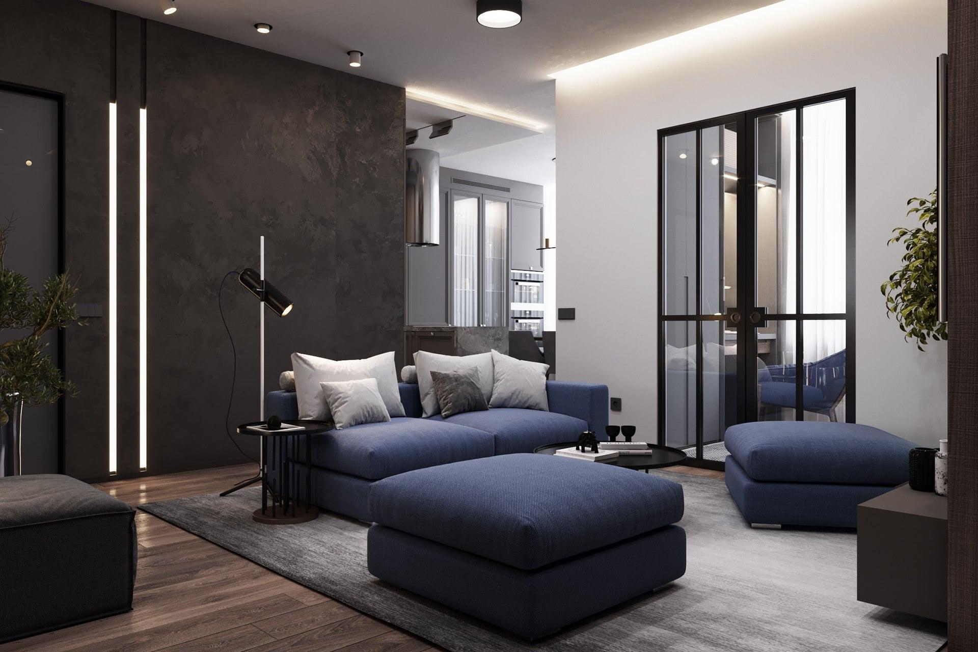 Как рассчитать освещение в квартире