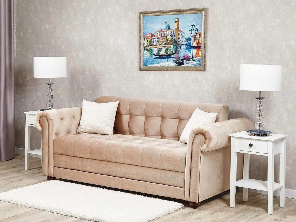 Какой должен быть диван в гостиной?